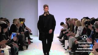 ALEKS KURKOWSKI: Mercedes-Benz Fashion Week Berlin AW 2015