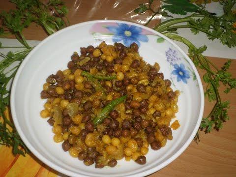 ছোলা বুট ভুনা   রমজান স্পেশাল   ইফতারের রেসিপি   Chickpea Curry   Chola Vuna   Cookingwithmomo  