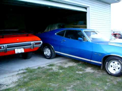 1972 & 1973 Ford Gran Torino Sport