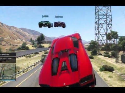 GTA 5 ONLINE AMAZING RACE MAXIMUM FUN