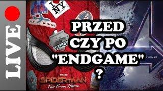 Spider-Man: Far From Home. Po, czy przed Endgame - podsumowanie tygodnia #10 (22.01.2019)