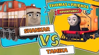 Thomas & Friends: Adventures! - New Engine Shankar | From Which Country is He ??