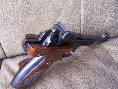 Режим стрельбы: одиночными выстрелами