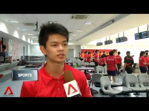 5183 sport News Asia SINGAPORE  Young bowlers aim high at Asian Schools Bowling Championship