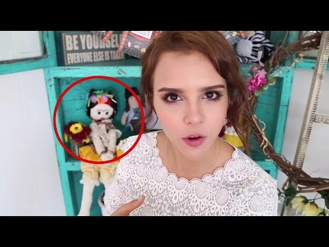 6 Escalofriantes Fantasmas Captados en Videos de YouTubers | TOP