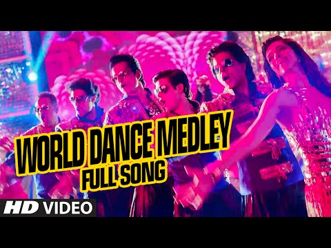 Official: world Dance Medley Full Video Song | Happy New Year | Shah Rukh Khan | Vishal, Shekhar video