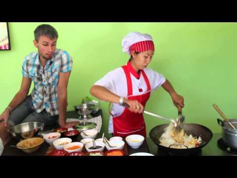 Как приготовить тайский рис - видео