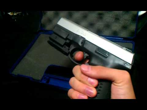 Smith & Wesson SW9VE with laser and Pachmayr Grip. GREAT BUDGET PISTOL!