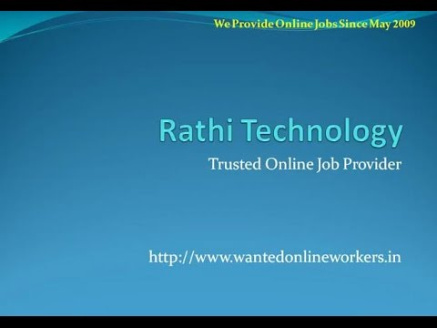 India's No.1 Trusted Online Job in Tamil
