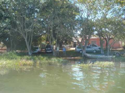 Pescaria em Barranco Alto - MG  RANCHO DO DURVAL