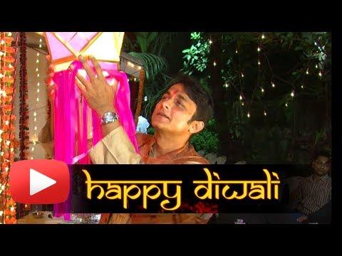 Ajinkya Dev Believes In Pollution Free Diwali!