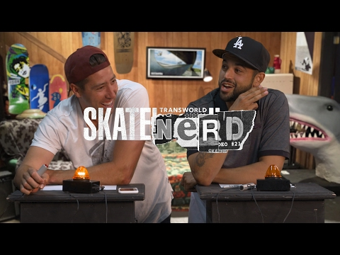 Skate Nerd: Mikey Taylor Vs. Paul Rodriguez