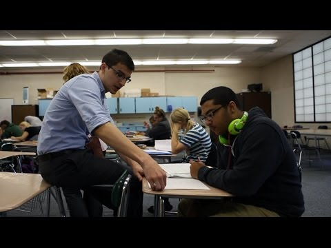 What A 'flipped' Classroom Looks Like video