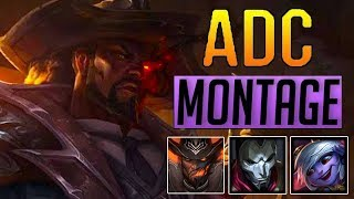 ADC Montage 17 - Best ADC Plays Compilation | League Of Legends Mid