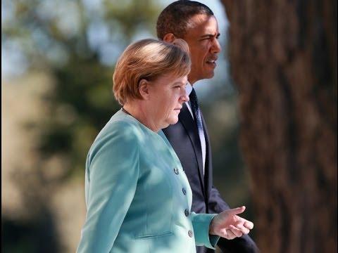 Merkel: U.S. spying on friends is 'not acceptable'