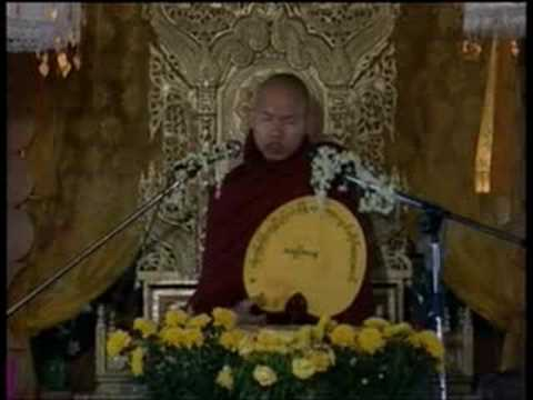 #5 Sayadaw Ashin Zawana In Myanmar Part 5 video