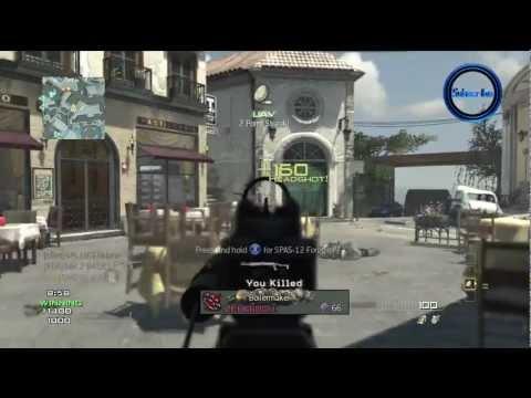 "NEW ""MW3 PIAZZA Multiplayer Gameplay""! - COD Modern Warfare 3 Map Pack DLC 1! (Gameplay)"