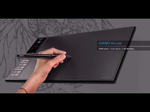 Выбор графического планшета с алиэкспресс