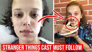 CRAZY Rules Stranger Things Cast MUST Follow