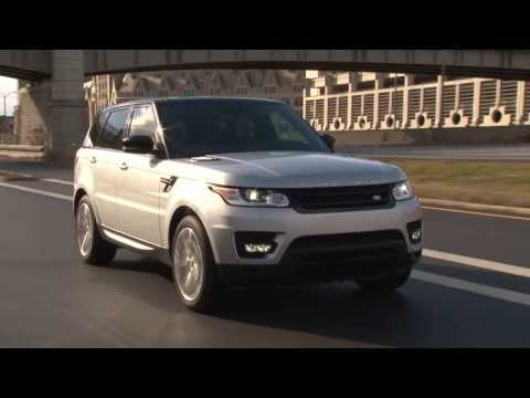 2014 Range Rover Sport - TestDriveNow.com Review by Drive Time with Steve Hammes