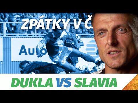 Zpátky v čase - Luboš Kozel, drama v malém pražském derby