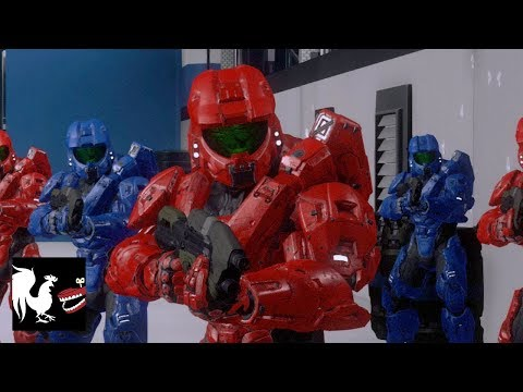 Season 15, Episode 18 - Desolation | Red vs. Blue