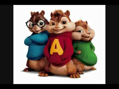 Chipmunks Wobble video