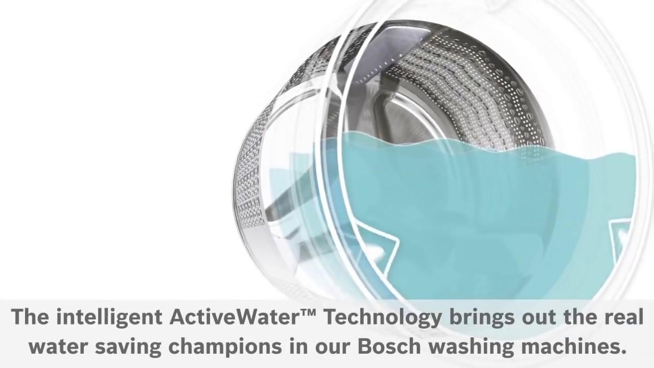 most water efficient washing machine