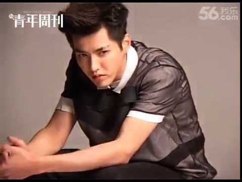 150212 WuYiFan/ 吳亦凡/ Kris Wu @ Beijing Youth Weekly Scenes