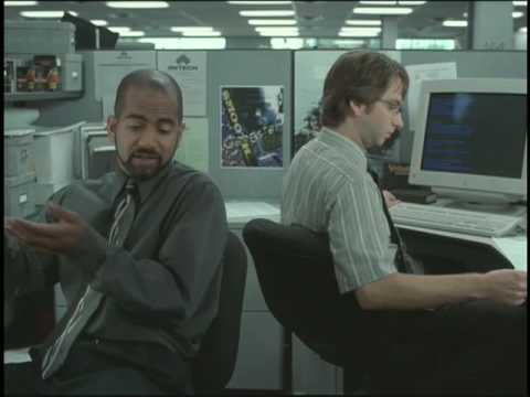 Office Space is listed (or ranked) 9 on the list The Absolute Most Hilarious Movies Ever Made