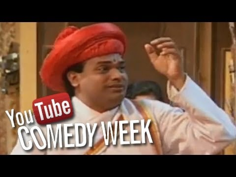 Shrimant Damodar Pant - Bharat Jadhav, Vijay Chavan - Marathi Comedy Drama 4 4 video
