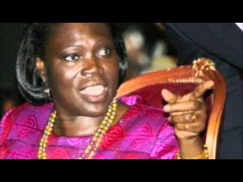 Lettre ouverte à Elisabeth Badinter au sujet de Simone Gbagbo - 8 mars 2012.mov