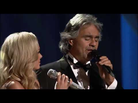 Katherine Jenkins and Andrea Bocelli - I Believe