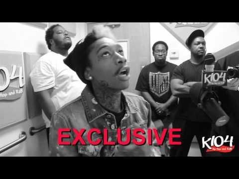 Wiz Khalifa Freestyle With Dj A Bay Bay!