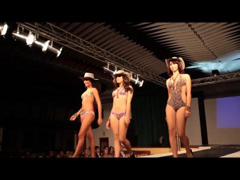Academia Backstage Graduación de modelos profesionales 2011
