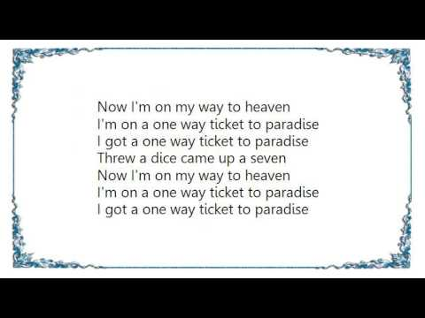 Ian Brown - One Way Ticket To Paradise