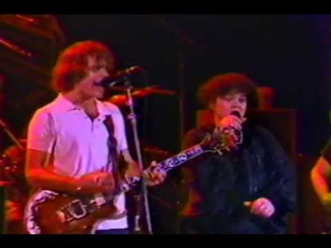 Grateful Dead - 12-31-1982 (encores) with Etta James & Tower of Power