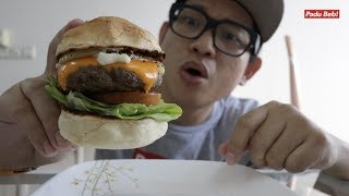 Burger Gordon Ramsay Yang Simple & Padu | Experiment 2 (ENG SUBS)