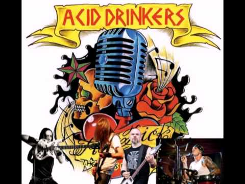 Acid Drinkers - Dammed Diamonds