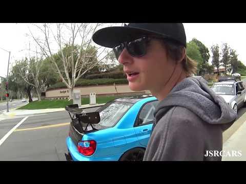 When Your Race Car Breaks Down In Traffic