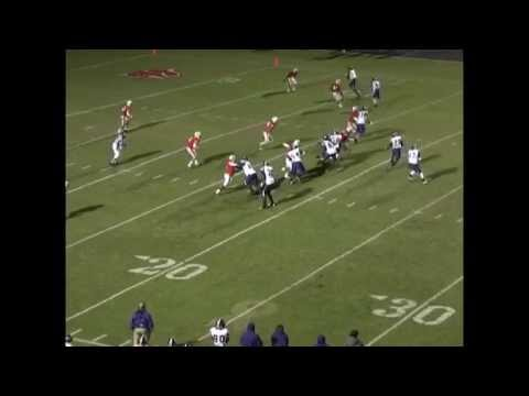 Jesse Crebbe 2012 Ridge Point High School Varsity Football Season