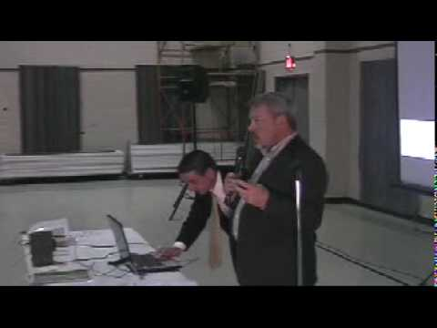 Gas and Oil Drilling (Marcellus Shale) Public Meeting in Midway - Fort Cherry Pt 9
