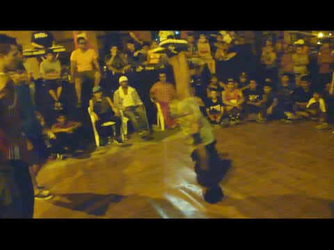 BBB4 - (Bboy Battle Bolivia) ROOTS FAVELA VS SFB CREW.