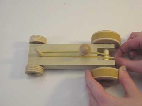 Wooden Toy Race Car Kits