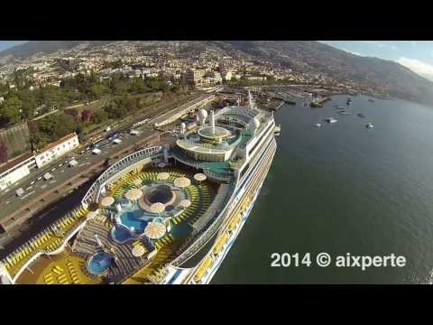 Aida in Funchal - madeira, fotografia a�rea, aerial photography