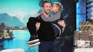 Ryan Gosling Gushes About His Girls by : TheEllenShow