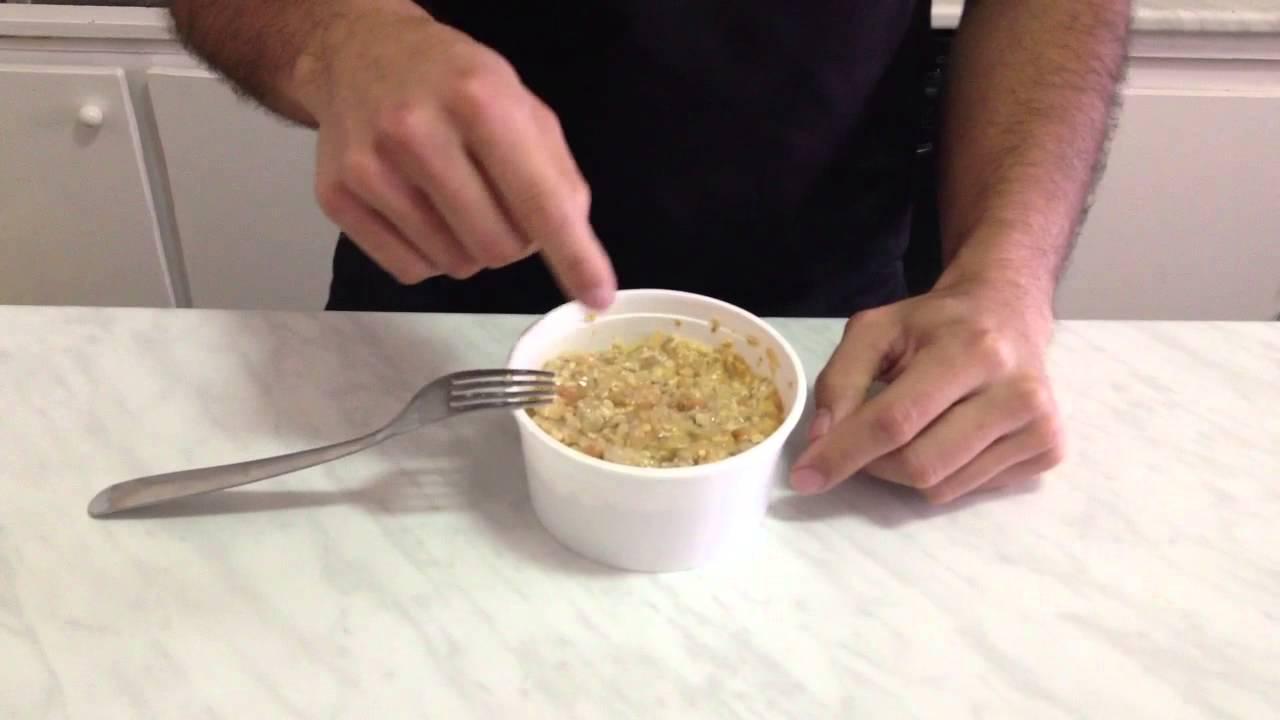 Dieta y recetas para deportistas tortilla r pida y f cil for Preparar comida rapida