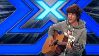 DK X Factor 2014 Audition - Pedram