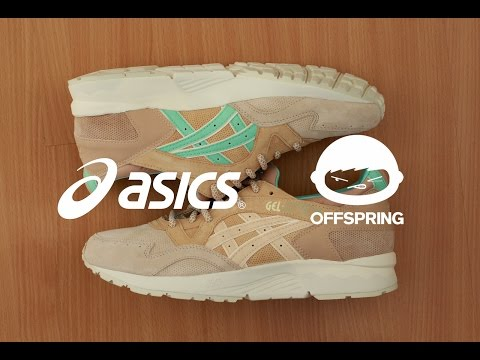 Unboxing and On Foot Review: Asics Gel Lyte V 'Offspring 20th Anniversary' 2016 Release