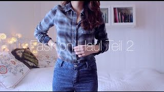 Fashion Haul Teil2- Zalando Outlet, Asos, Urban Outfitters Januar 2016